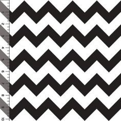 This is the website for all those fun jersey knit fabrics.  Black Chevron on White Cotton Jersey Blend Knit Fabric