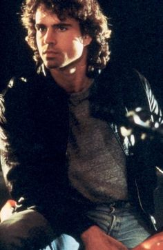 Jason Patric in Lost Boys - I LOVED him back in the day...