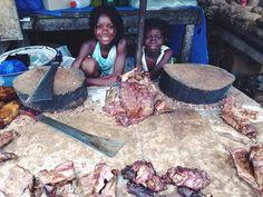 kendyl in africa