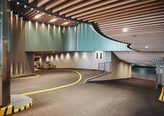 car park interior design - Google Search
