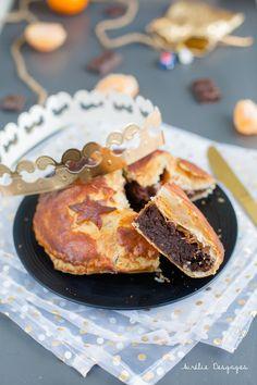 [Miam] Galette des rois au chocolat et clémentine - Cooking lili @CookingLilii