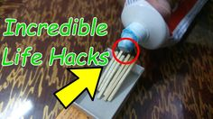 5 Awesome Simple And Fun Toothpaste Life Hacks