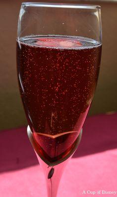Disney Cruise Line- Red Carpet Cocktail
