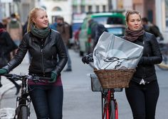 Copenhagen Bikehaven by Mellbin - Bike Cycle Bicycle - 2012 - 5829 by Franz-Michael S. Mellbin, via Flickr