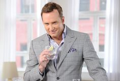 The Chew promo shoot. There was gin involved. They know me so well.