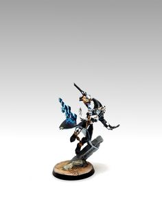 Showcase: Eldar Harlequin Troupe of the Frozen Stars by Aurélie - Tale of…