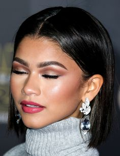 Zendaya #makeup #beautiful creature