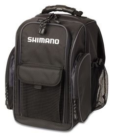 Shimano Blackmoon Fishing Backpack Black