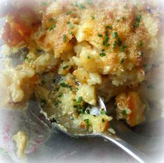 Decadent as Sin Potatoes or Potatoes with Panache!from The English Kitchen