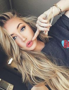 20+ Popular Blonde Hairstyles - Long Hairstyles 2016 - 2017