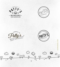 WIP: Custom Branding For Fast Food Chain This week I'm working on a logo design for a fast food chain in the Middle East. I love working on this project because it uses my favorite style - Re... http://83oranges.com/wip-retro-style-logo-design-for-fast-food-chain/