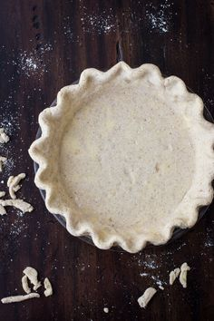 The Bojon Gourmet: Gluten-Free All-Butter Pie Dough (Whole-Grain + Gum-Free)