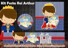 Resultado de imagem para festa rei arthur rustica