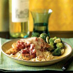 Chicken Parmesan (Cooking Light)