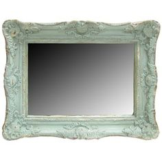 Turquoise Rectangle Mirror | Shop Hobby Lobby