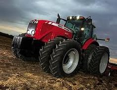 Image result for massey ferguson tractor in field