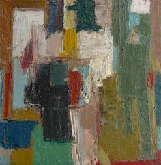 Meeting, Arthur Neal. Cadogan Contemporary.