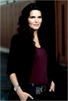 Jane Rizzoli - Angie Harmon
