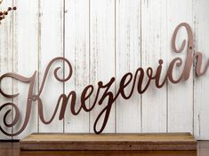 Metal Sign Wall Decor Entrancing Rustic Family Sign  Family Name Sign  Metal Sign  Metal Wall Review