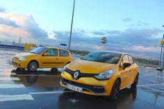 Renault Clio Mk2 & Mk4