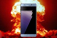 Mais um Galaxy Note 7 explode; dono diz que ele fazia parte de lote seguro
