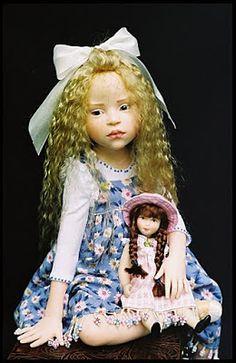 tale teller: Dolls by Dale Zentner