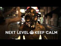"▶ NextLevel Squad ""Keep Calm"" | YAK FILMS x KRADDY MUSIC | London Flexing Gas Mask - YouTube"