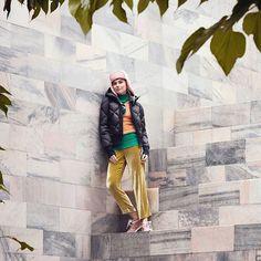 Come delle vere cool hunter siamo andate alla ricerca di un nuovo urban style 100% femminile e contemporaneo anche per la stagione più fredda! Le nostre scoperte? Il piumino corto con effetto stropicciato e il bomber dal taglio military.  #urbanstyle #colmaroriginals via ELLE ITALIA MAGAZINE OFFICIAL INSTAGRAM - Fashion Campaigns  Haute Couture  Advertising  Editorial Photography  Magazine Cover Designs  Supermodels  Runway Models