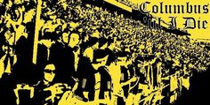 Columbus til I die - So excited for Saturday! Columbus Crew, Major League, Soccer, Fans, Usa, Sports, Gold, Black, Hs Sports