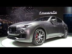 Maserati Levante Global Premiere - Geneva International Motor Show 2016