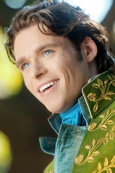 2015 cinderella prince | Richard Madden é o Príncipe Encantado