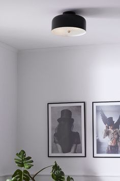 Ellos Home Plafond Scott - Brun - Taklamper - Ellos.no Daisy, Sweet Home, Ceiling Lights, Mirror, Lighting, Frame, Glass, Home Decor, Ceiling