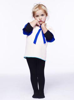 Roksanda Ilinicic kidswear winter 2012 in store now at Libertys London