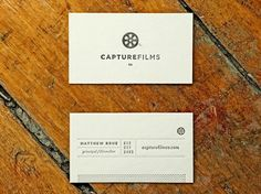 Like the back details of this business card