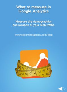 Wondering what to measure in Google Analytics? Using the 'Audience' tab in Google Analytics, you can measure the demographics and location details of your website traffic Read our blog to learn more: [Click on Image] #omagency #analytics #google #digitalmarketing