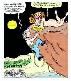 Karikatür komedi dram sex cinsellik