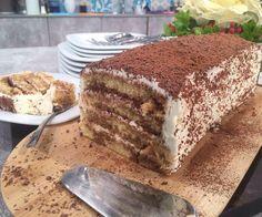 Το κλασικό τιραμισού, όλοι το αγαπάμε. Greek Sweets, Greek Desserts, Party Desserts, Greek Recipes, Pureed Food Recipes, Sweets Recipes, Cooking Recipes, What's Cooking, Sweets Cake