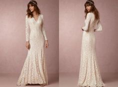 10 Perfect Wedding Dresses For A Barn Wedding