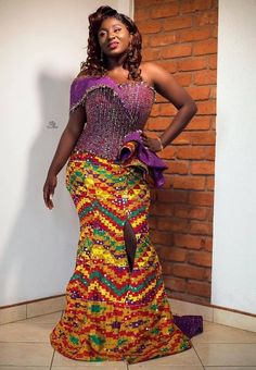 African Party Dresses, Short African Dresses, Latest African Fashion Dresses, African Print Fashion, Women's Fashion Dresses, Ghana Wedding Dress, African Wedding Attire, African Attire, Wedding Dresses