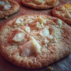 Macadamia Vanille Cookies