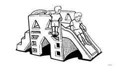 Never Put Children's Climbing Gyms On Hard Surfaces, Indoors Or Outdoors – CPSC Playground Safety, Climbing, Indoor, Outdoors, Gym, Children, Interior, Young Children, Boys