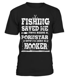 Fishing saved Me From Being A Pornstar