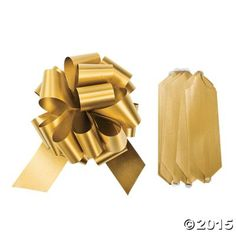 gold-wedding-pull-bows
