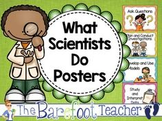 NGSS Kindergarten Performance Expectations - FREEBIE These classroom posters highlight the practices that students are expected to use to demonstrate understanding of the NGSS core ideas. A variety of wordings are included to choose Posters Included Kindergarten Readiness, Kindergarten Science, Elementary Science, Science Classroom, Teaching Science, Kindergarten Classroom, Science Activities, Classroom Posters, Science Ideas