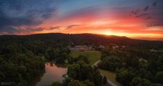 "https://flic.kr/p/QB88sJ | wilhelmshöhe sunset | Glowing sunset over the UNESCO World Heritage ""Bergpark Wilhelmshöhe"" in Kassel, Germany.  Panorama taken with a DJI Phantom 3 pro.  Please press ""F"" if you like this photo! - - - - - - - - - - - - - - - - - - - - - - - - - - - - - - - - - - - - - - - - - - - - - - - - - -  Photostream :: Instagram :: Facebook - - - - - - - - - - - - - - - - - - - - - - - - - - - - - - - - - - - - - - - - - - - - - - - - - -"
