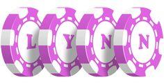 LYNN logo * River STYLE *