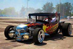 Hot wheels Hot Rod!