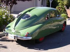 Tatra T107 1951
