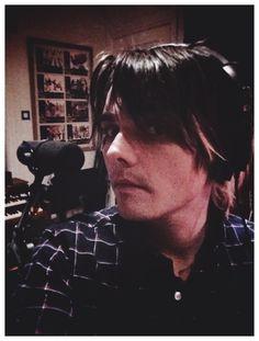Gerard selfie