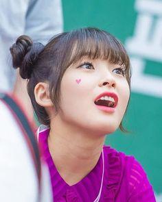"ohmygirl: """" please DO NOT edit ♔ arin a ring "" "" Arin Oh My Girl, Pretty Asian Girl, Cute Korean, Korean Outfits, Love Heart, Kpop Girls, Girl Group, Dancer, Celebrities"